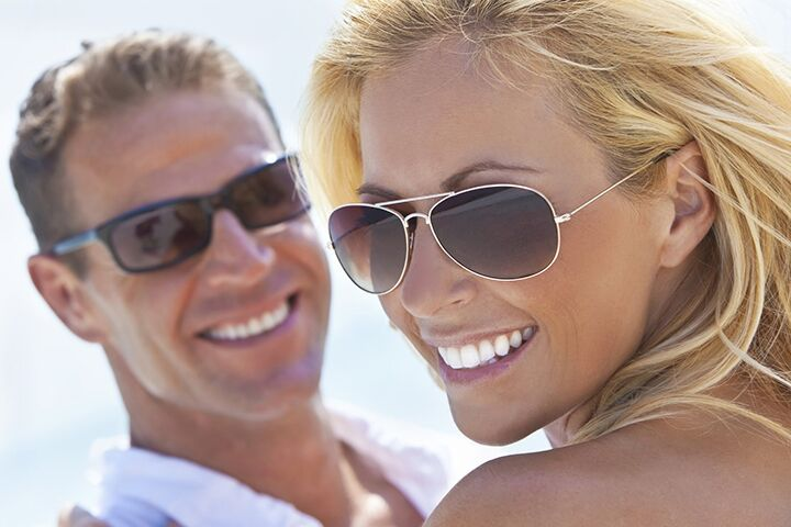 d780251a20 Smile! Science Shows Your Sunglasses Make You Happier! - Creditview Optical