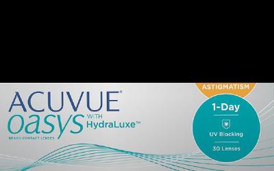 Acuvue Vita – Astigmatism